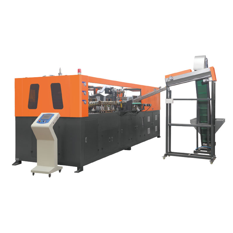 Full Automatic Servo Motor Driving PET Bottle Blowing Machine