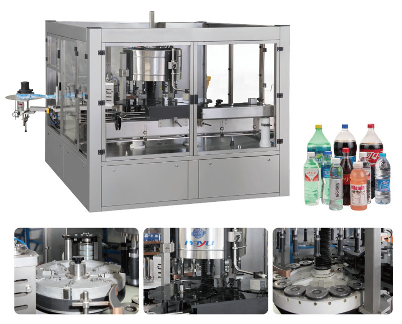 HML Rotary Type Automatic OPP Hot Melt Labeling Machine